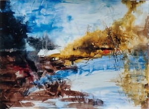 Landscape Acrylic 22x30